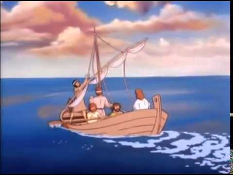 Bible Stories Miracles of Jesus - ( Children Christian Bible Cartoon Movie )