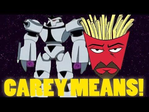 MySTREAMy Brony Theater 4000: CAREY MEANS