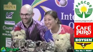 Philippine Bowling Federation Live Stream PBF PIO-PAGCOR Open Masters Awarding Ceremonies