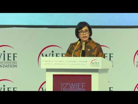 Opening Ceremony 12th World Islamic Economic Forum, Jakarta, 2 Agustus 2016