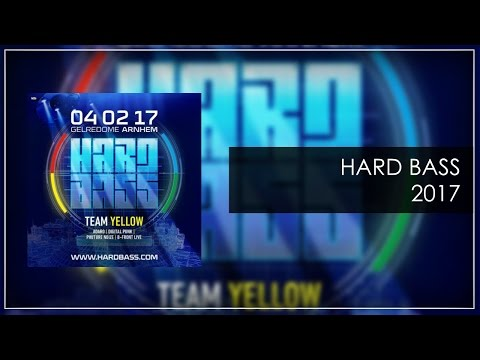 Team Yellow @ Hard Bass 2017 | Warm-Up Mix [DOWNLOAD NOW!]