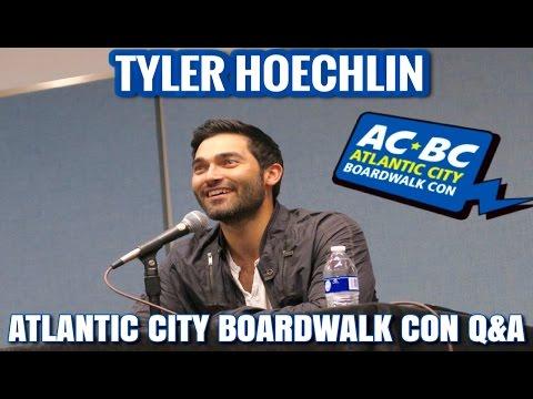 TYLER HOECHLIN ATLANTIC CITY BOARDWALK CON Q&A