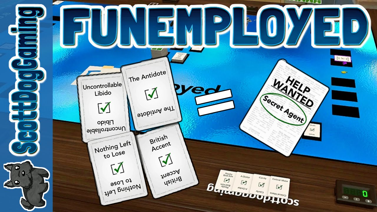 Funemployed Next Top Model Tabletop Simulator Scottdoggaming Hd Funny Card Games