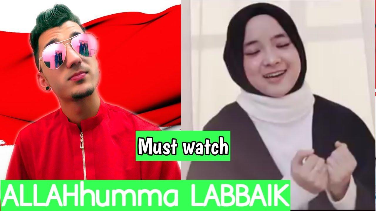 *REACTION* SABYAN - ALLAHHUMMA LABBAIK