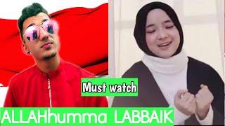 *REACTION* SABYAN - ALLAHHUMMA LABBAIK MP3