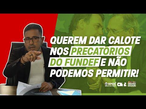 PEC DO CALOTE: ENTENDA COMO ELES QUEREM PASSAR A MÃO NOS PRECATÓRIOS