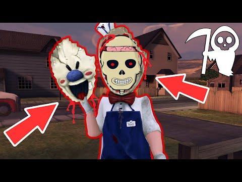 Новый Секрет Мороженщика !! Смешные Моменты в *Ice Scream 3* (ч.61)