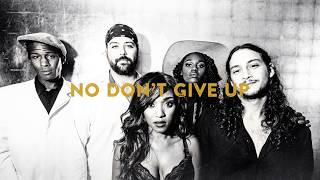 "Southern Avenue - ""Don't Give Up"" (Lyric Video)"