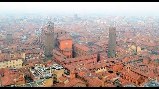 Путешествие по Италии.Болонья.Italy - Bologna(Фильм из цикла