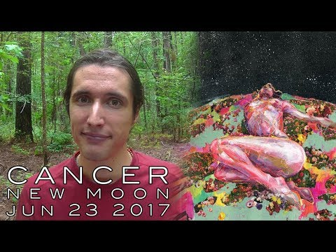 Summer Solstice 2017 & New Moon in Cancer - Unwrapping Wounds: The Inner Journey & Outer Struggle