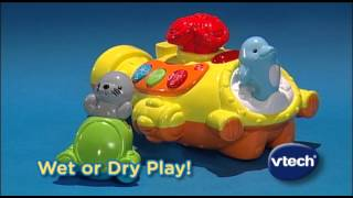 團購 Vtech SPLASH AND SING SUBMARINE (www.mamaishop.com)