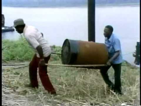 Walter Brown & Arthur: Roustabout holler and rocking the load (#1) (1978)