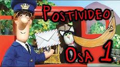 Postivideo 1 - Itsenäisyyspäivä! Ekat kirjeet!