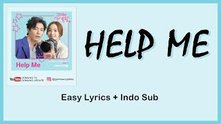 (G)I-DLE - HELP ME (OST. Her Private Life) Easy Lyrics by GOMAWO [Indo Sub]