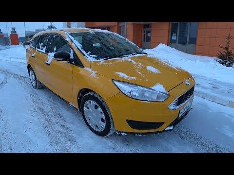 Для работы в такси Ford Focus 3 (форд фокус) 2016 года за 460000 рублей