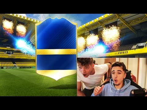I CAN'T BELIEVE I PACKED HIM... - FIFA 17 BPL TOTS PACK OPENING