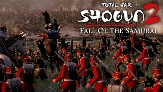 Total War Shogun 2 Fall of the Samurai : Chaos Riders Tournament Video 1