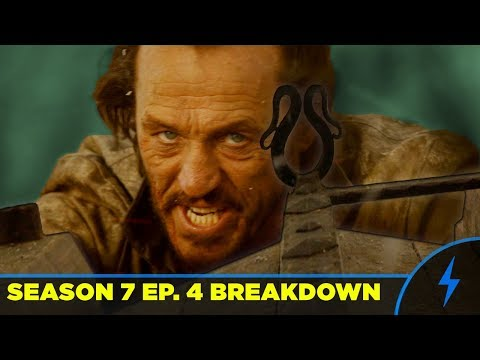 Game of Thrones Season 7 Episode 4 BREAKDOWN  & REFERENCES - Spoils of War - Jaime vs Daenerys
