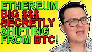 Ethereum Dominating Bitcoin!!! [Crypto News 2021]
