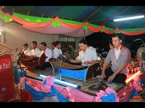 บรรเลงงานไหว้ครูดนตรีไทย คณะ ป.อุดมศิลป์ โคราช #6