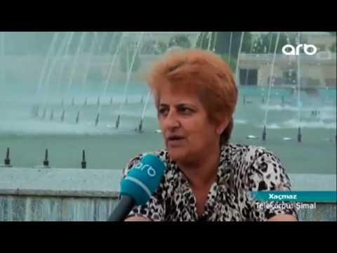 Qadın nağara müəllimi - ARB TV