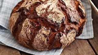 Bauernbrot рецепт простого хлеба