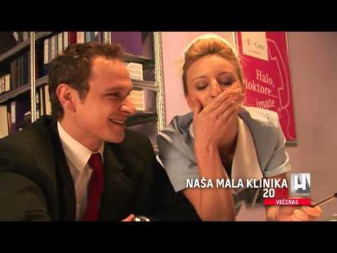 HAYAT TV: NAŠA MALA KLINIKA - najava serije za 24 02 2016