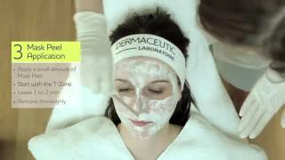Dermaceutic Mask Peel(Франция)-Тренинг по проведнию процедуры химического пилинга(без объяснения)(, 2016-02-14T07:34:38.000Z)