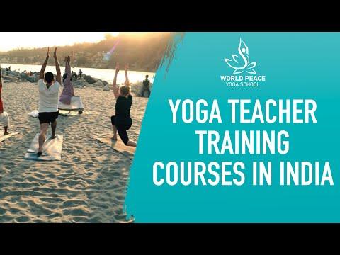Yoga Teacher Training Courses In India