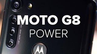 Motorola Moto G8 Power im Test: der Dauerläufer | deutsch