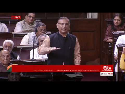 Minister of State for Civil Aviation Jayant Sinha's response to delayed Air Plane landing