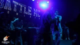 BattleMC Romania: Oliniutza vs Neli (2014)