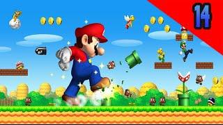 New Super Mario Bros. DS ITA [14] Fra Le Nuvole Nella Gelatina Fantasma Del Torcibruco Gigante!