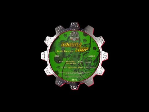 Gamma Loop (Jürgen Driessen) - Acute Accuracy (Precise Mix)1995
