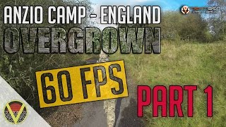 UK Military Barracks Paintball - Overgrown - Part 1 (60 FPS)