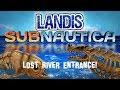 Lost River Entrance!   Subnautica Guides (ZP)