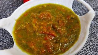 Naye or anokhe tarike ki Tamatar chutney | Roasted tomato chutney | Coriander and tomato chutney