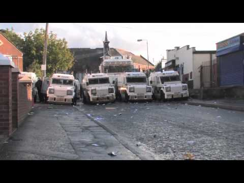 2011 Belfast Riots