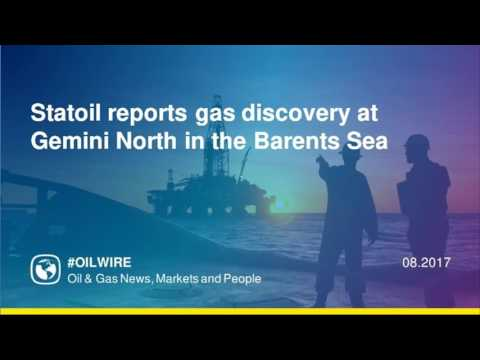 Gas discovery at Gemini North in the Barents Sea
