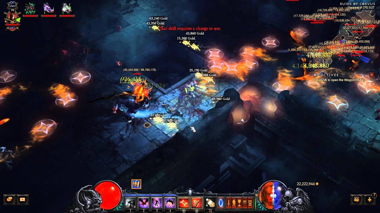 Diablo 3 Avarice Conquest – Ikouu