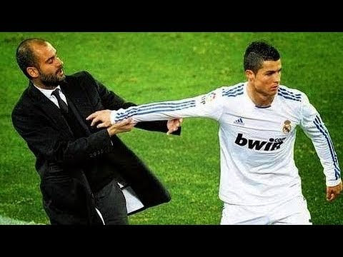 The dirty side of El Clasico - Fights, Fouls, Dives & Red cards
