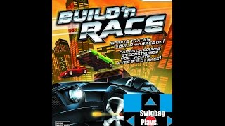 WORST GAME WE'VE EVER PLAYED!!-BUILD N RACE-WII