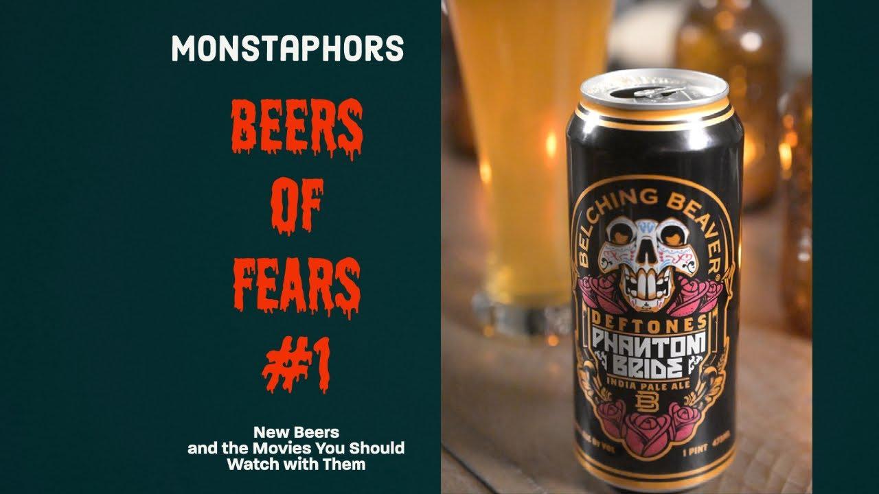 Monstaphors Ep. 5: Beers of Fears #1