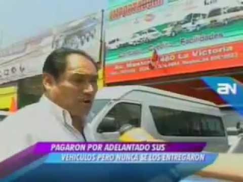 EMPRESA IMPORTADORA DE AUTOS ES ACUSADA DE ESTAFA