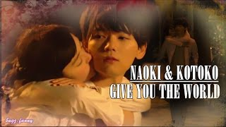 Video Itazura na kiss 2 (Naoki & Kotoko) - You're my wife, my whole world download MP3, 3GP, MP4, WEBM, AVI, FLV November 2018