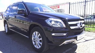 2013 Mercedes-Benz Gl350 Cdi 4matic (X166). Start Up, Engine, And In Depth Tour.