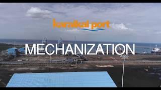 Coal Handling Mechanization initiated by Karaikal Port #NoMoreCoalPollution #Karaikal