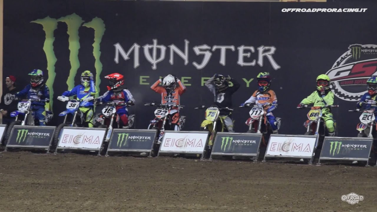 motocross 7 novembre genova