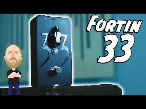 THE BOX OF CHUG! Fortin 33 Boost!