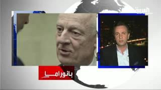 رئيس الإتلاف السوري خالد خوجة يتحدث عن جنيف 3 على بانوراما
